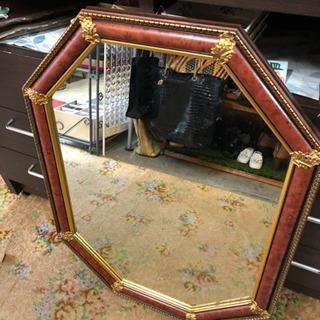 イタリア製のお洒落な鏡😊 現品限りです! 熊本リサイクルワンピース