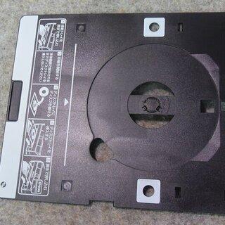 エプソンEP-708A用CD/DVD ディスク レーベル印刷トレイ