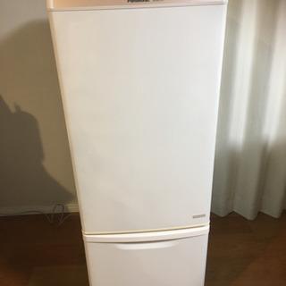 Panasonic 冷蔵庫 168L 白 2ドア パナソニック ...