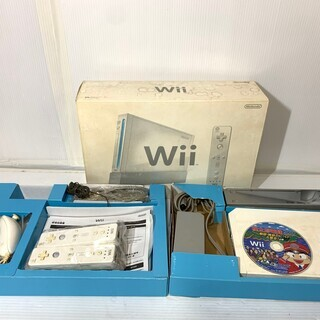 Nintendo(任天堂)★Wii(ウィー)★ホワイト★桃太郎電...