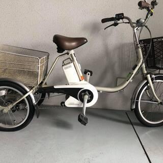 電動アシスト三輪自転車 ビビライフ BE-ELR83