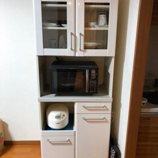 無料✨食器棚 差し上げます