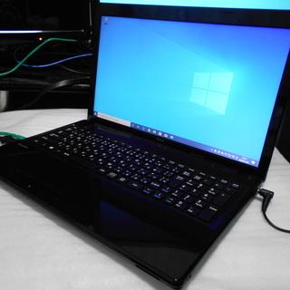 ノートパソコン NEC VersaPro Windows10 6...