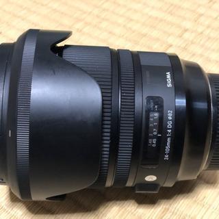 SIGMA 24-105mm F4 DG OS HSM シグマ用...
