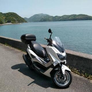 ヤマハ NMAX 125cc スクーター