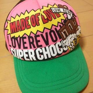 中古 キャップ帽 帽子 (49~54) ラブレボリューショ…
