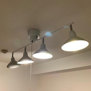 シーリングライト4灯 照明