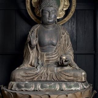 1300年前に作られた高田寺の秘仏、旧国宝・重要文化財の薬師如来...