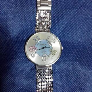 未使用品の腕時計 お安くなりました❗
