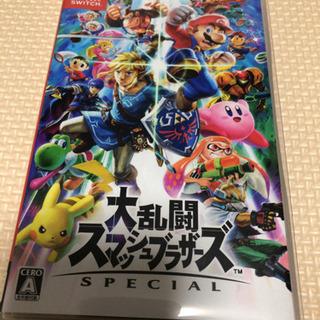 任天堂 Switch  スマブラ special 中古  綺麗✨