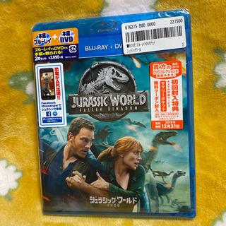 ジュラシック.ワールド 炎の王国 Blu-ray&DVD2枚セット