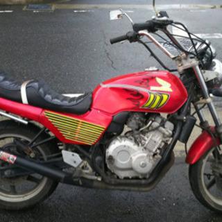 HONDA ジェイド 250cc 実度確認OK 整備点検前…