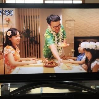 東芝レグザ 46インチ 内臓HDD(300GB)