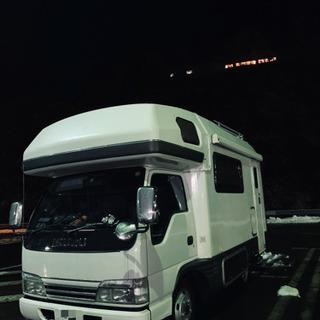 軽油 4WD Nox適合!キャンピングカー ZIL CRUISE