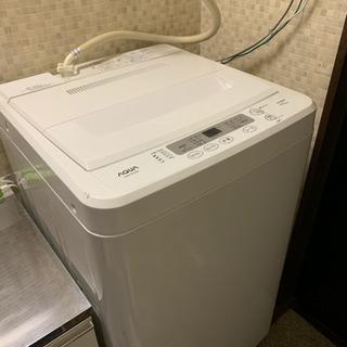 洗濯機AQUA(AQW-S452)