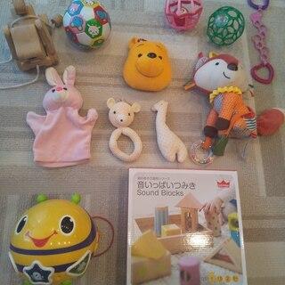 おもちゃ0~3歳までまとめて(オーボール、アンパンマン、SKIP...