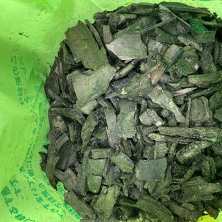 竹炭有ります❣️約20L分(肥料袋一杯分)ポーラス炭