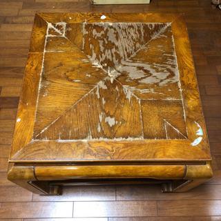アメリカ家具 テーブル センターテーブル
