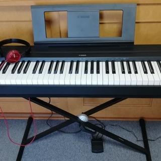 YAMAHA ( ヤマハ ) / P-45 B 電子ピアノ キー...