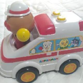 アンパンマン救急車 おもちゃ
