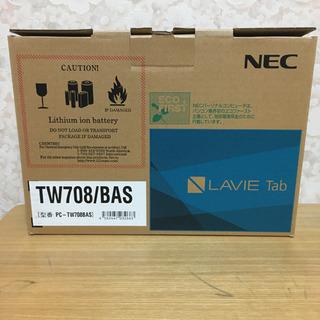 NEC LAVIE TAB W PC-708BAS win8.1