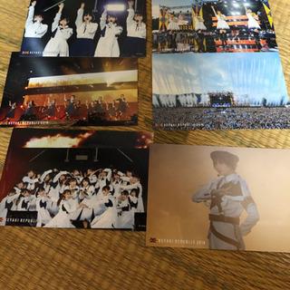 欅共和国 2018 ポストカード
