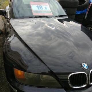 BMW Z3 格安中古車! 車検付き!!の画像