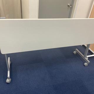 長テーブル×2の画像
