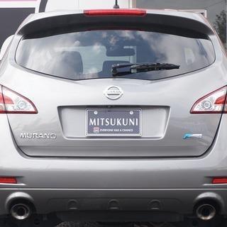 SUV特集♪ニッサン ムラーノ♪