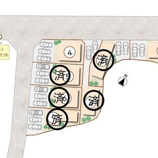 ※残り2棟になりました!!薦野1377に全7区画新築一戸建て分譲...