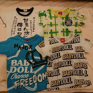男児95~100センチ半袖Tシャツ