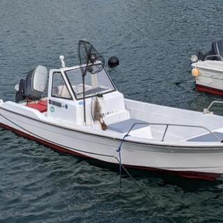 ニッサンプレジャーボート 船 激安 釣り船 鯛ラバ ジギング