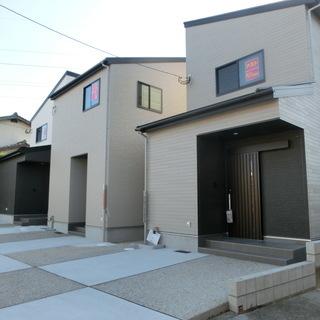 福岡市早良区重留6丁目15に新築一戸建て完成しました!!3戸同時...