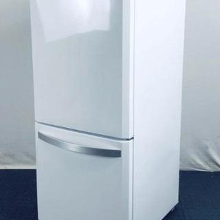ハイアール 138L 2ドア冷凍冷蔵庫 ホワイト