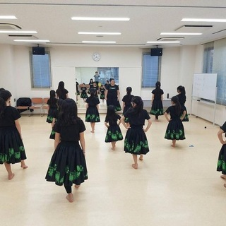 町田/キッズフラガール募集!楽しくみんなで踊ろう♪無料体験受付中