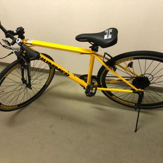 ハマー 自転車