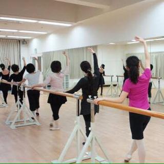 来週2/5 19時から新宿大人バレエのクラス空きが出ました
