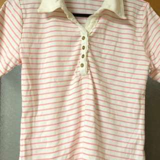 レディース M ポロシャツ (中古美品)