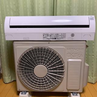 💯絶品準新古品‼️2017年❗️6畳用❗️取付込❗️PayPay...