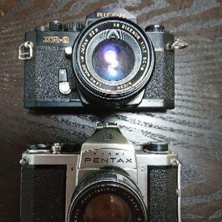 RICOH XR-2   asahi PENTAX フィルムカメラ