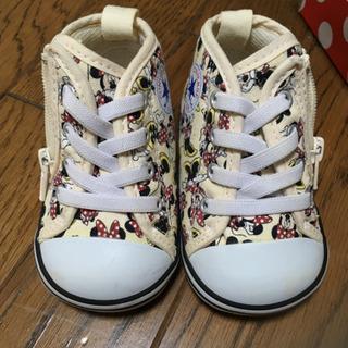 converse disney 12cm ハイカット靴