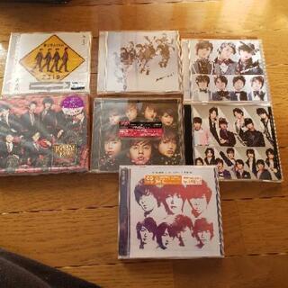 キスマイ Kis-My-Ft2 CD