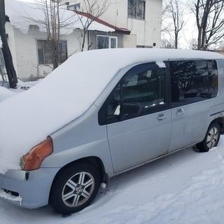 ボロクソ【ホンダ】モビリオ LA-GB2 平成14年車