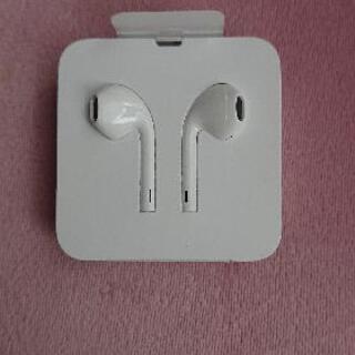 (取引予定中)iPhone純正イヤホン