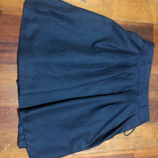 スカート(紺色)