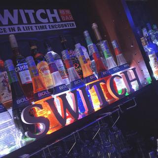 女性無料で飲み放題の相席BAR SWITCH 神戸三宮