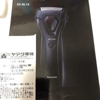 【新品】Panasonic メンズシェーバー 人気 (刃中古)