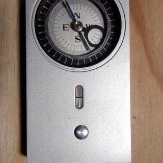 クリノメーター 方位・傾斜角測定機器