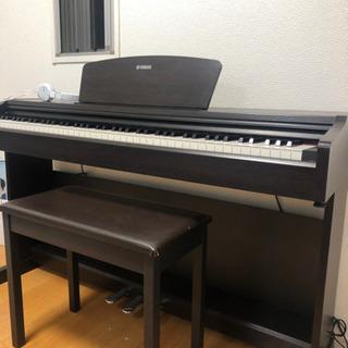 電子ピアノYAMAHA 〜