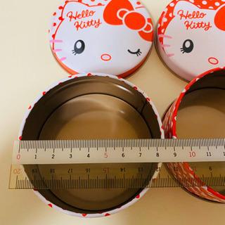 キティちゃんの缶2つで - 生活雑貨